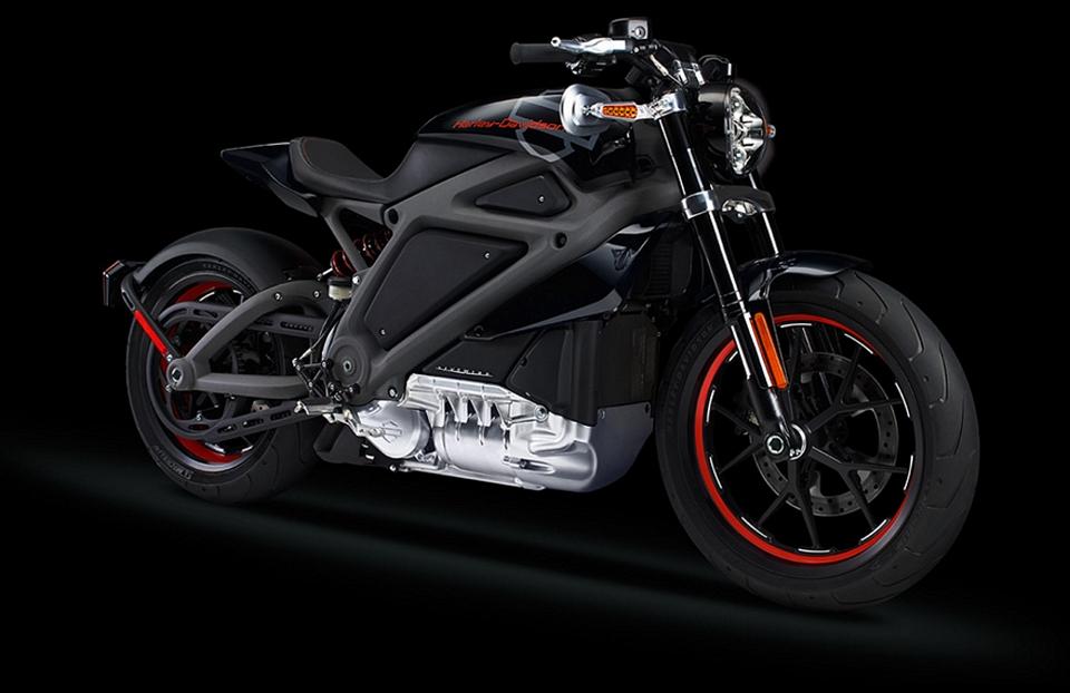Harley-Davidson Electric Motorcycle