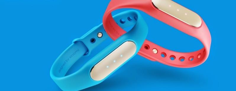 Xiaomi wearable device