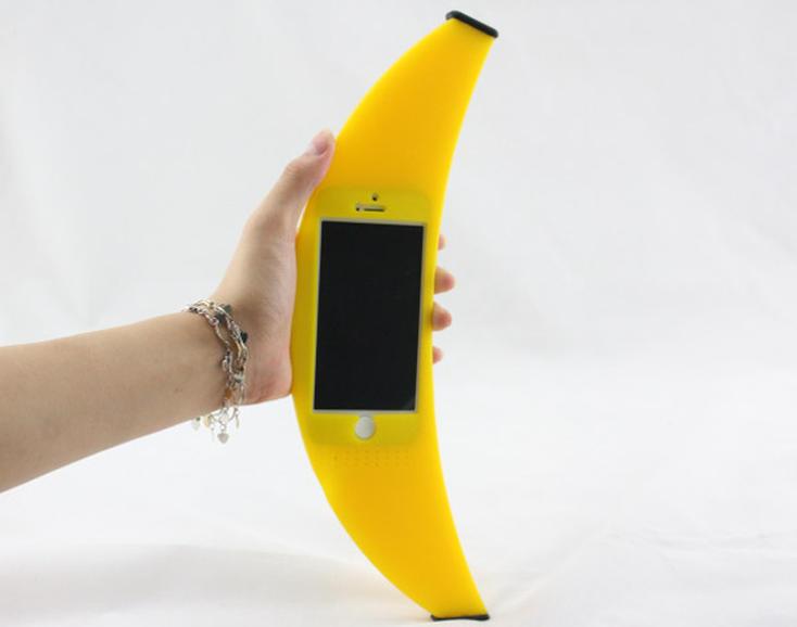 Banana iPhone Case For Monkeys