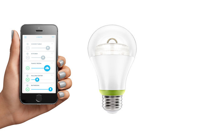 GE Launched a Lower-Priced Connected Light Bulb