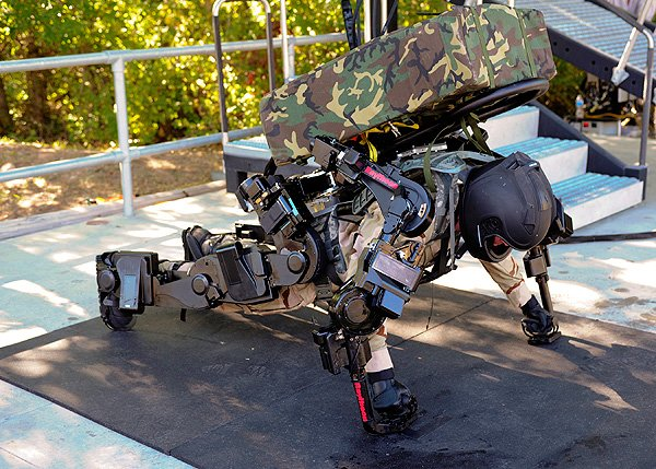 Army Exoskeleton