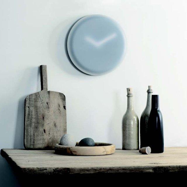 Hazy Clock by LEFF