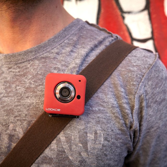 Looxcie 3 Lifestreaming HD Video Camera