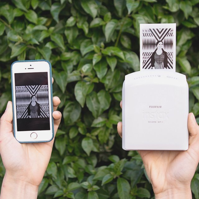 Instax Share SP-1 Smartphone Printer by Fujifilm