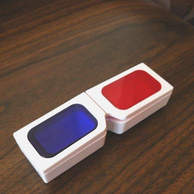 3D Specs Contact Case