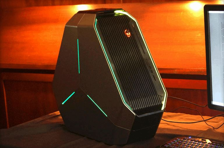 Alienware Area 51 Desktop: Alienware Area 51 Desktop With A New Look