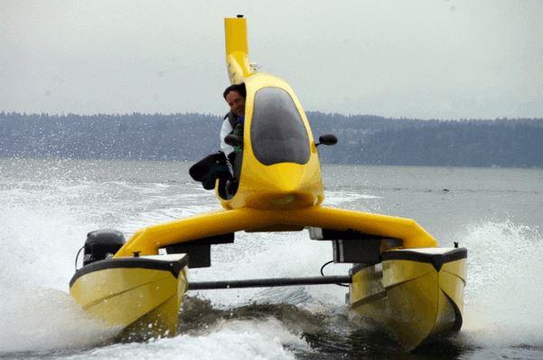 HeliCat 22 Catamaran