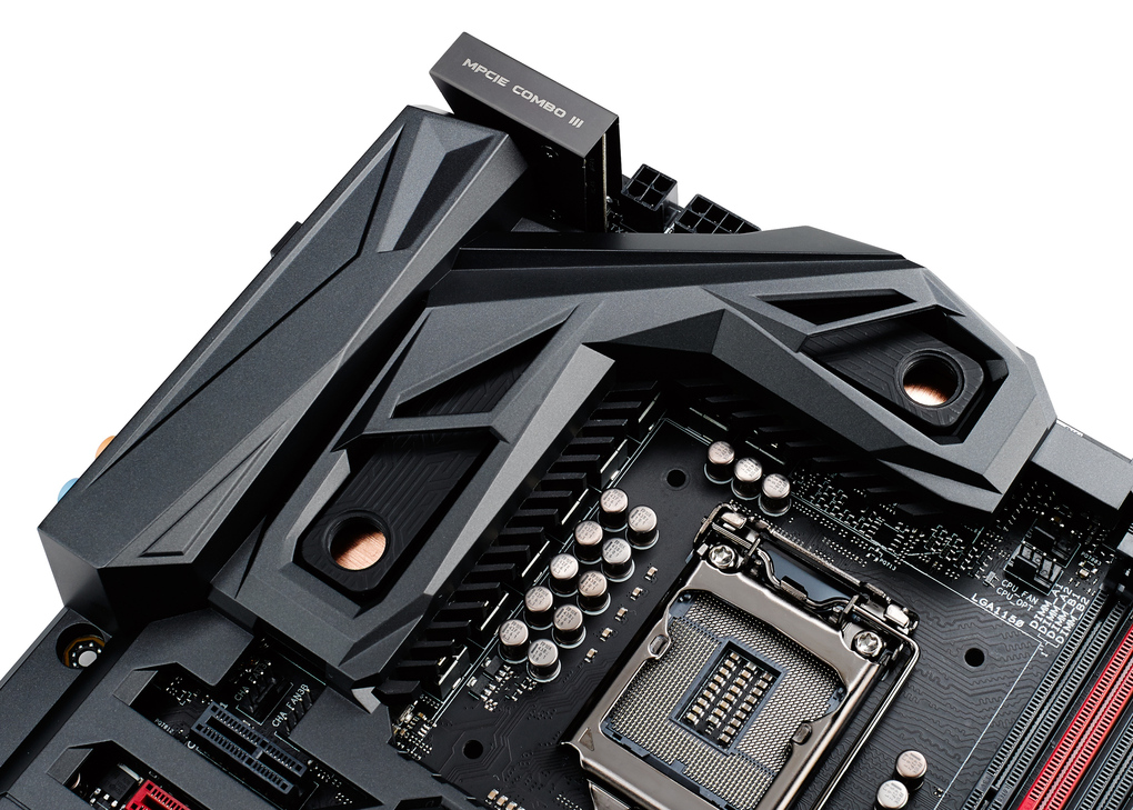ASUS Republic of Gamers Maximus VII Formula Z97 motherboard