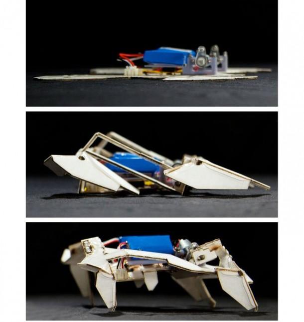 Origami Robots