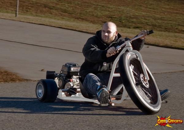 SFD Big Wheel Drift Trike For The Big Boys