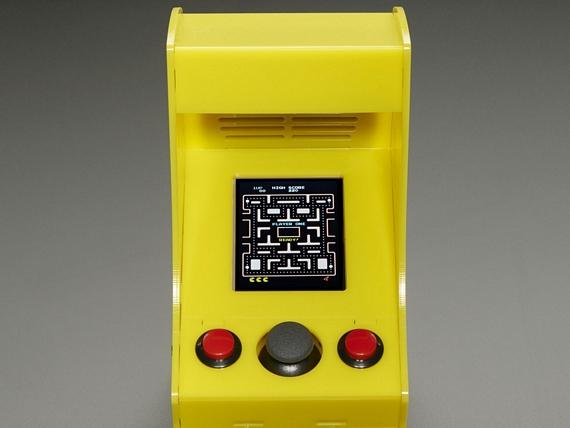 CupCade DIY Mini-Arcade Kit