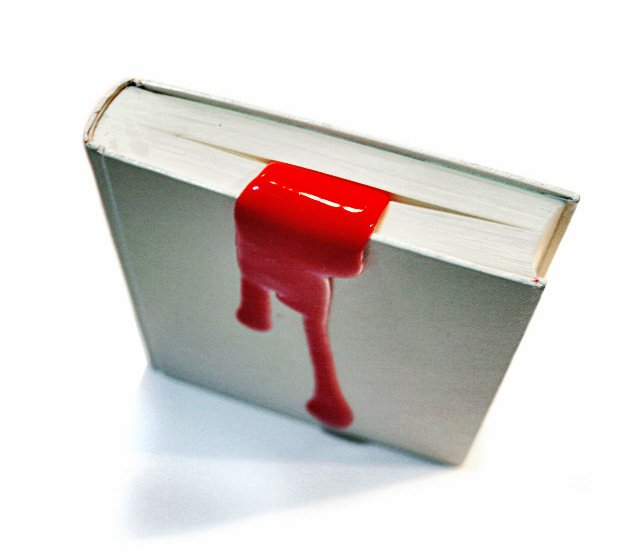 Liquid Bookmark By a Japanese Designer