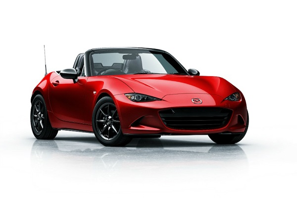 The All-New Mazda 2016 MX-5 Miata