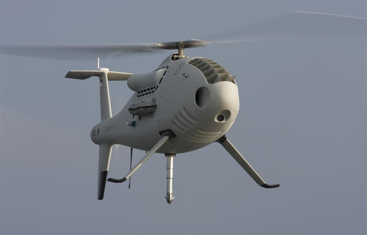 Camcopter S-100 Unmanned Air System  (2)