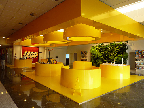 LEGO Headquarters in Denmark