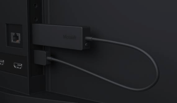 Microsoft's Wireless Display Adapter Will Mirror Your Phone On Any HDMI Display