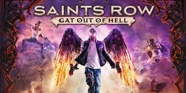 Saints Row: Gat Out Of Hell - Ключ