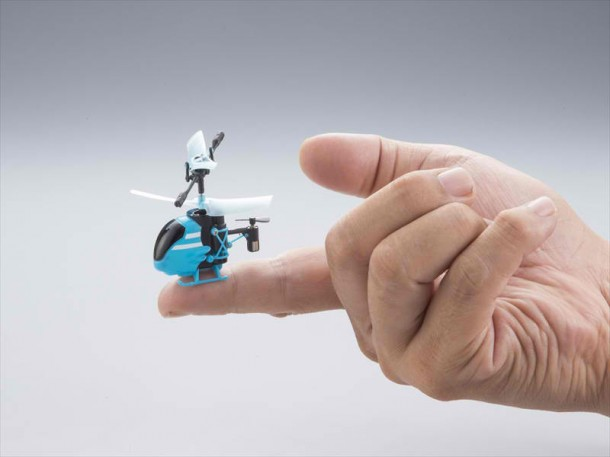 Pico-Falcon - World's Smallest RC Helicopter