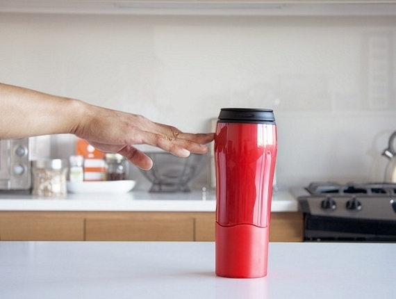Spill Proof Coffee Mug