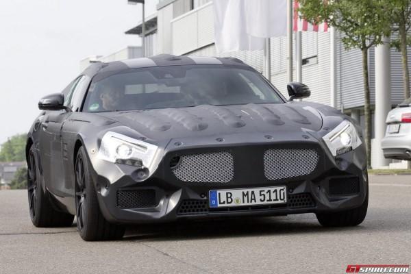 Mercedes-AMG GT Test Video