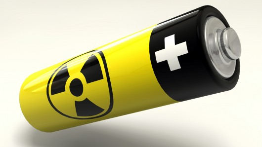 Water Based Nuclear Battery