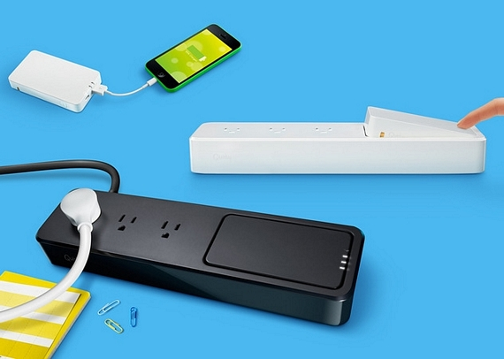 Quirky's Got a External Battery Inside A Power Strip