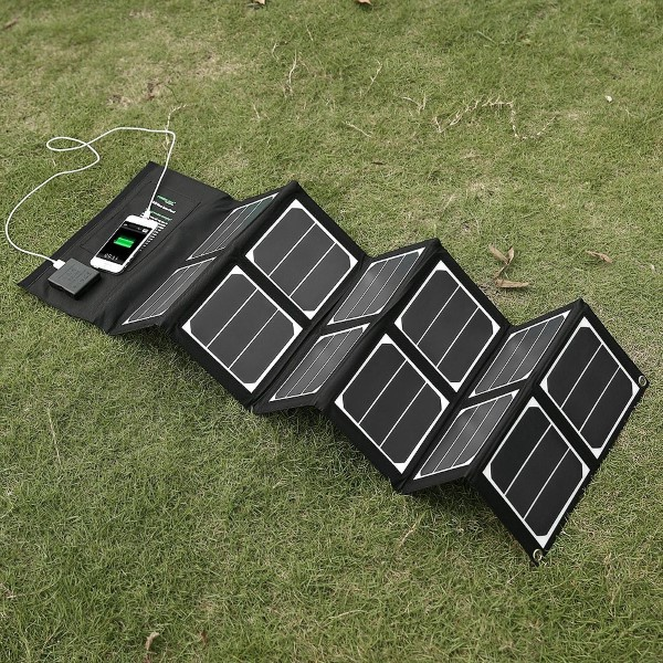 Poweradd Foldable Solar Charger