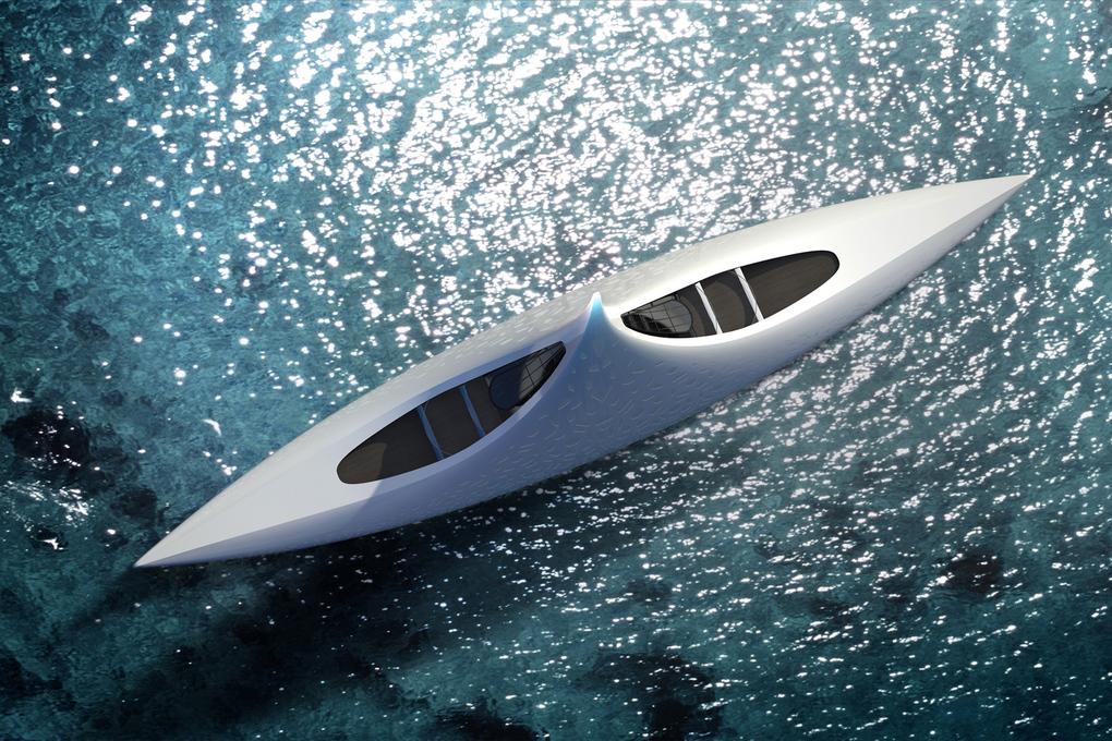 $500 Million Star-Shaped Yacht  (5)