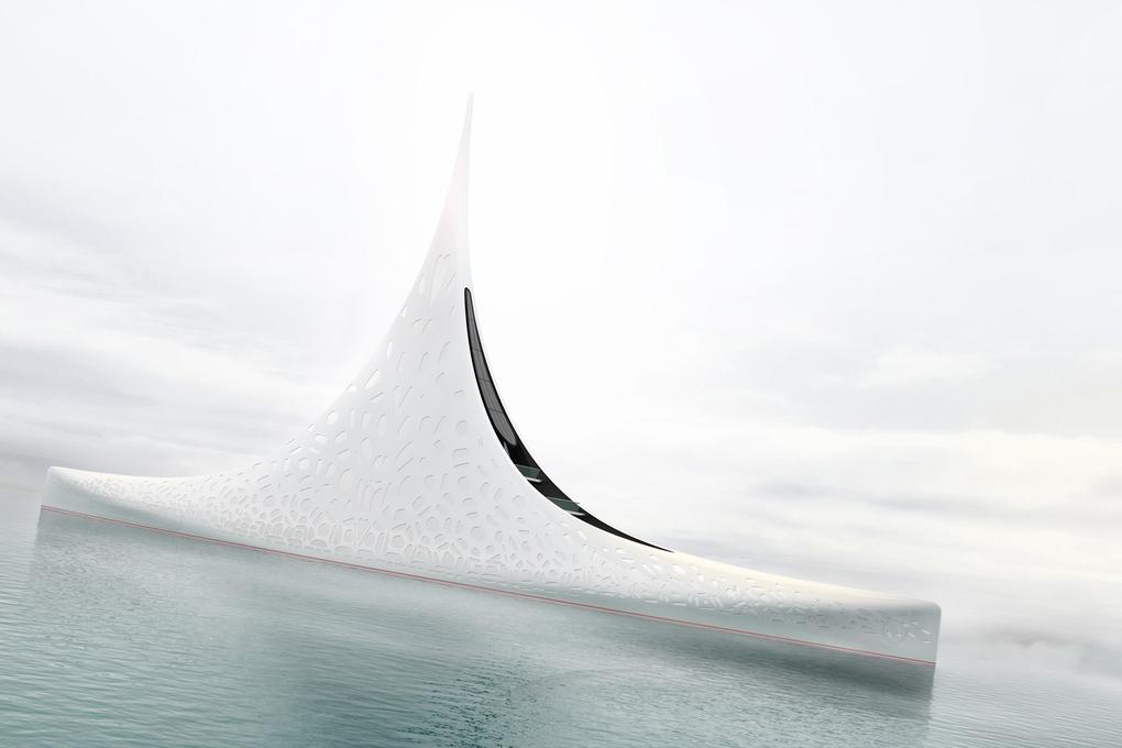 $500 Million Star-Shaped Yacht  (6)