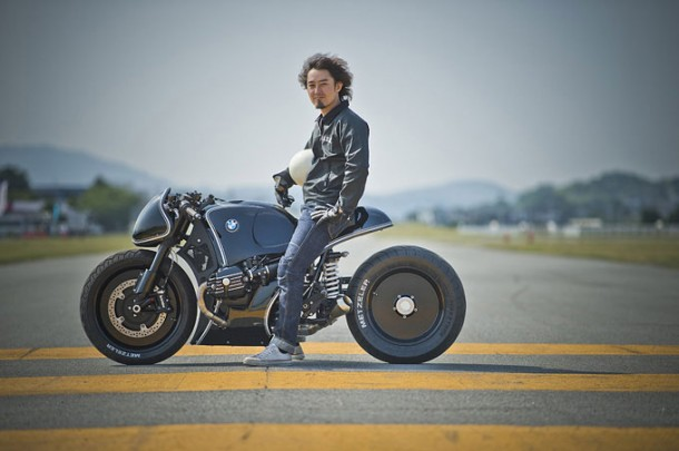 BMW Launches R nineT