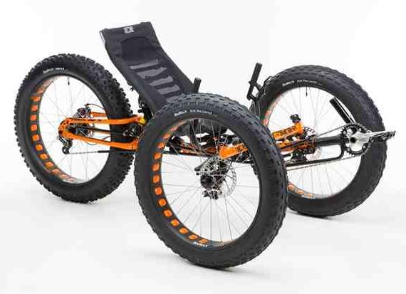 All Terrain Trike