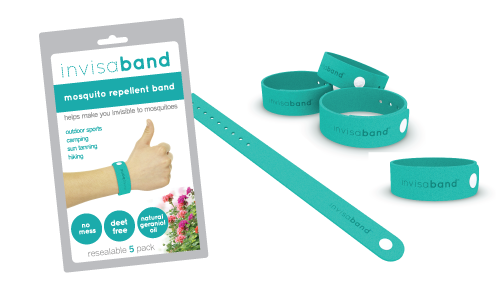 Mosquitoes Repellent Band