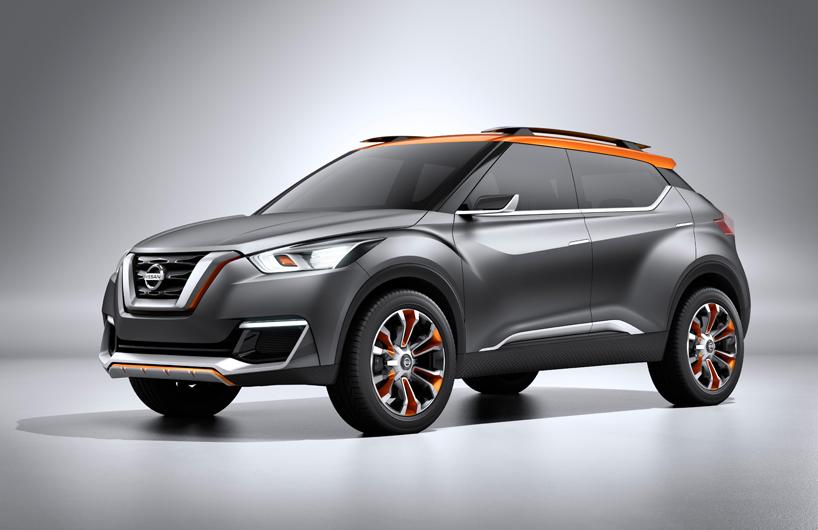 Nissan Kicks Concept Unveiled