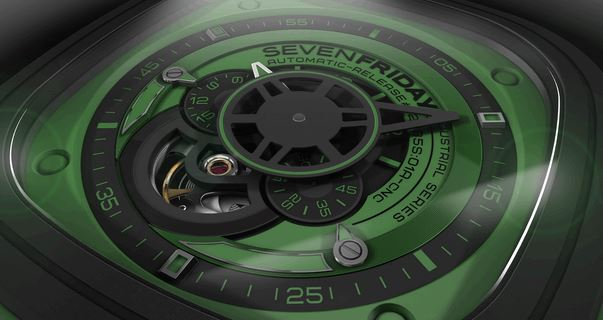 SevenFriday P1/5 Watch