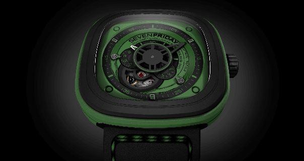 SevenFriday P1/5 Watch
