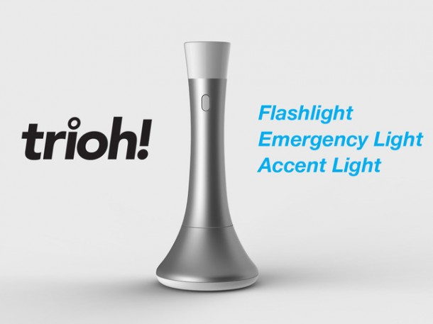 The Coolest Portable Flashlight – Trioh (1)