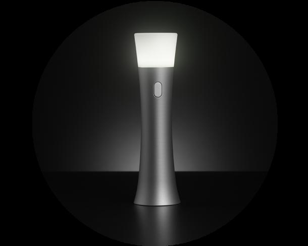 The Coolest Portable Flashlight – Trioh (1)