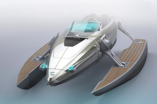 Boat That Can Transform