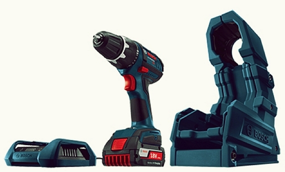 Bosch Induction Technology Infused Power Tools