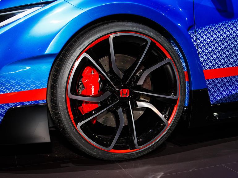 Honda Civic Type-R II Concept