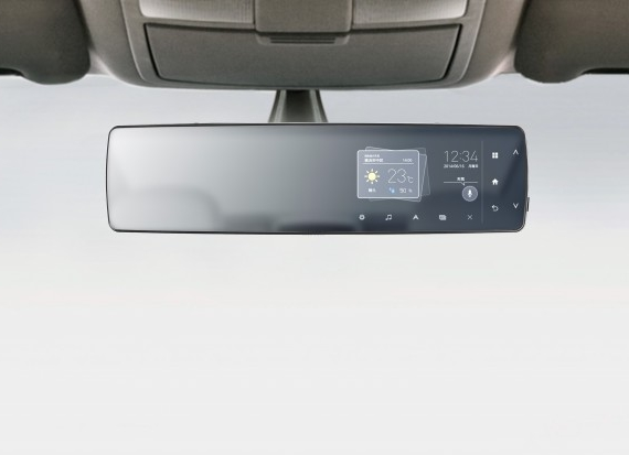 Pioneer Rearview Mirror Telematics Unit