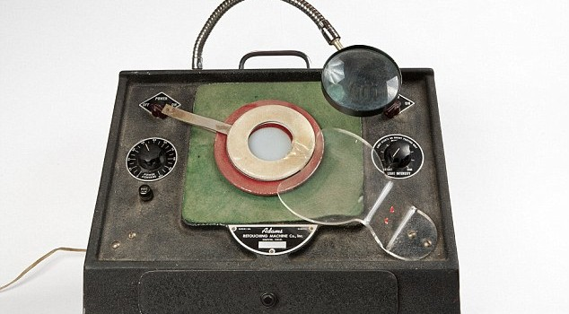 1940s Photoshop Machine