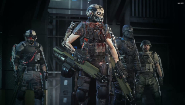 Call of Duty: Advanced Warfare, Exo Zombies