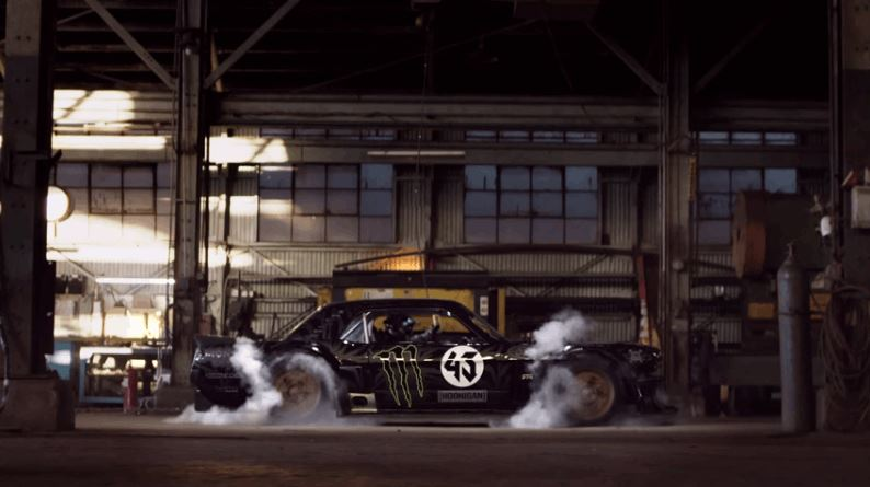 Ken Block Returns in Custom 845 hp AWD '65 Mustang