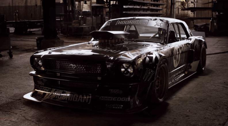 Hoonigan Mustang La