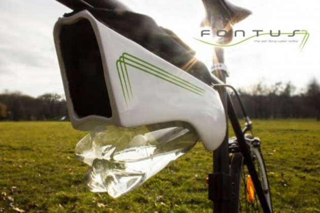 Now You Can Fill Your Water Bottle By Converting Humid Air Into Water