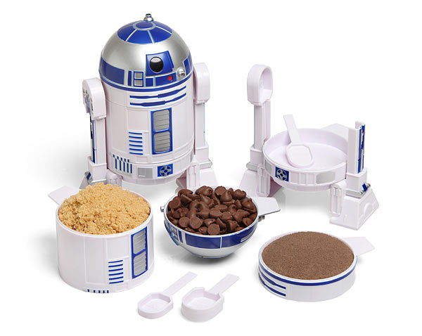 R2-D2 Measuring Cups!