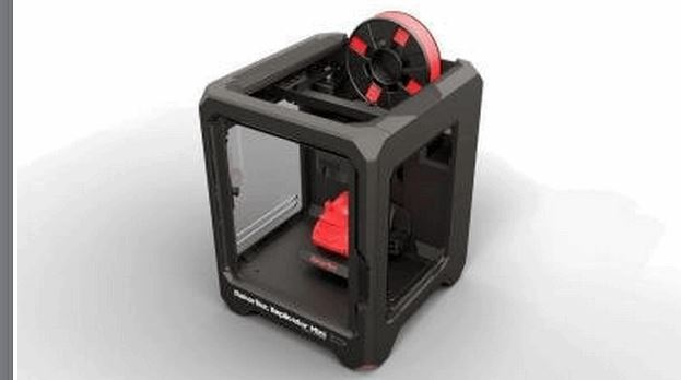 Replicator Mini 3D Printer by MakerBot