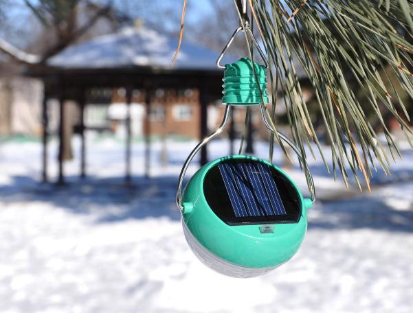 Solar Bulb By Nokero