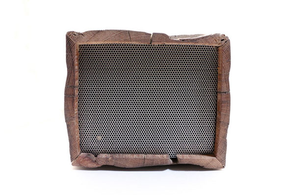 These Wooden Speakers Are Absolutely Treemendous